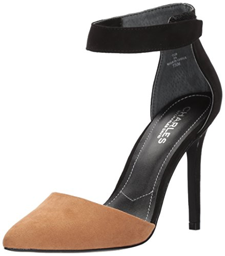 Charles By David Femmes Chaussures À Talons Taupe