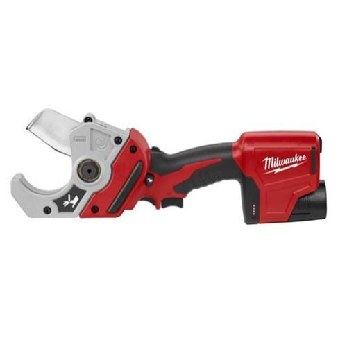 Milwaukee 2470-21 M12 12-Volt Cordless PVC Shear Review