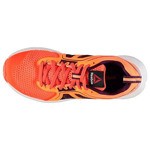 Reebok Zona Cuscino Run 2Scarpe da corsa da donna rosso/Peach Run Scarpe Sneakers, Red/Peach