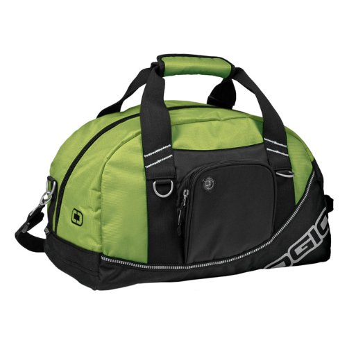 OGIO Half Dome Duffle Bag (Wasabe)