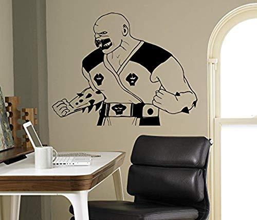 Wall Vinyl Decal Baraka Mortal Kombat Game Fighting Games Home Living Room Vinyl Decor Sticker Home Art Print WD5920 -