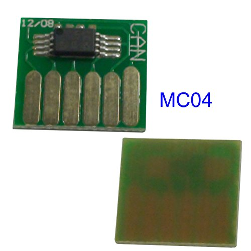 (CEYE for Canon W8400 W8400D MC04 MC-04 Maintenance Tank Chip One Time Chips)