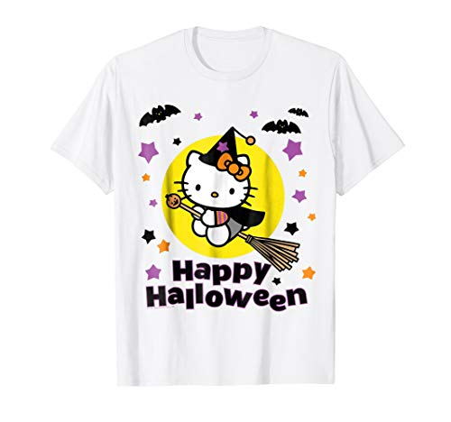Hello Kitty Happy Halloween Tee Shirt