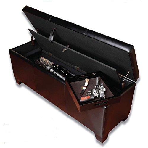 American-Furniture-Classics-502-Gun-Concealment-Storage-Bench