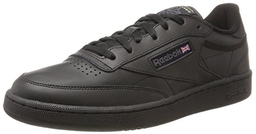 Nero basse da antracite uomo intenso Sneakers nero Club Reebok C 85 w0SOTq