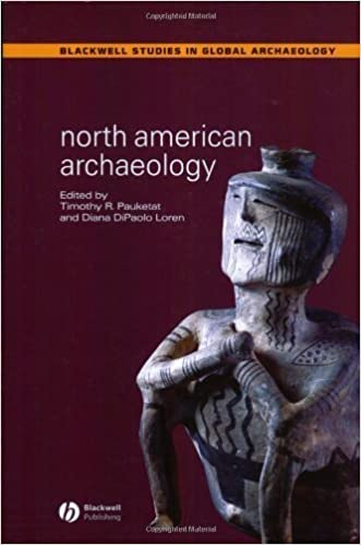 Book North American Archaeology (2004-12-27)