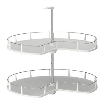 Küchen unterschrank ecke  Ikea UTRUSTA – Ecke Unterschrank Karussell – 88 cm: Amazon.de: Küche ...