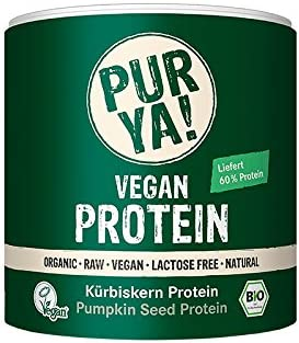 Purya Proteína Vegetal 100% Calabaza Ecológica - 250 gr