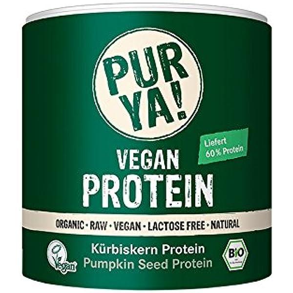 Purya Proteína Vegetal 100% Calabaza Ecológica - 250 gr ...