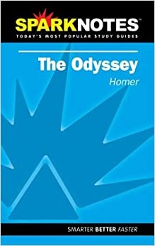 Amazon.com: The Odyssey (SparkNotes Literature Guide) (SparkNotes ...