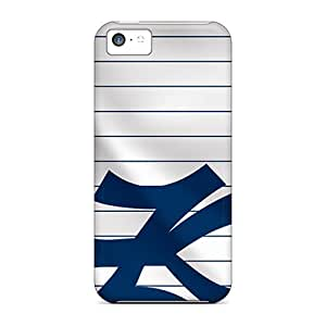 Top Quality Case Cover For Iphone 5c Case With Nice New York Yankees Appearance