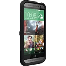 OtterBox Commuter Series for HTC One M8 - Retail Packaging - Black