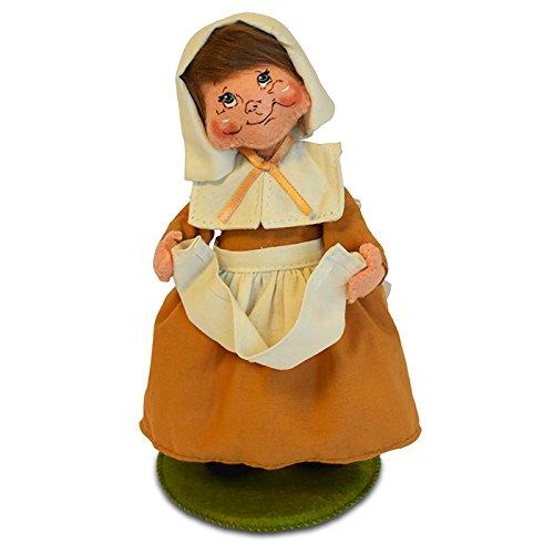 Annalee 6in Pilgrim Girl Kid
