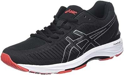 Asics Men's Gel-DS Trainer 23 Road Running Shoes, Black (Black/Carbon),10 US,44 EU
