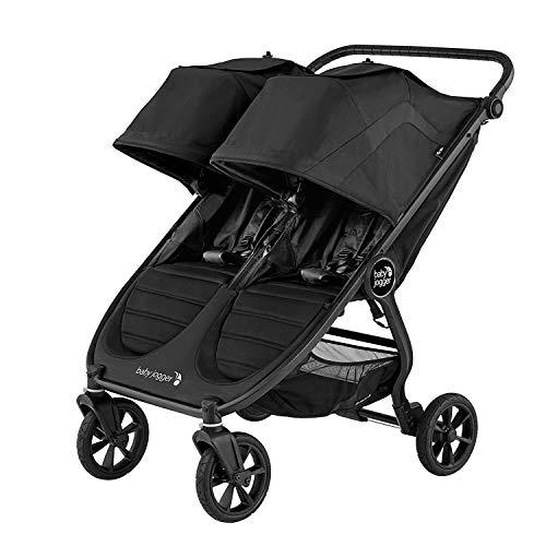 41H74PHMVZL - Baby Jogger City Mini GT2 Double Stroller, Jet
