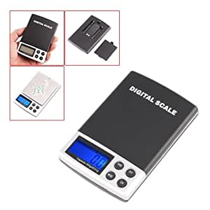 SODIAL(R) 300g x 0.01 Mini Electronic Digital Balance Weight Scale