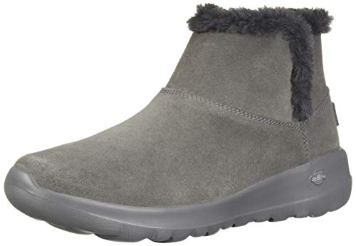 Skechers Women's ON-The-GO Joy 15501 Chukka Boot, Charcoal, 11 M US