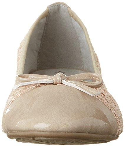 Jana 22109, Bailarinas Para Mujer Marrón (Dune Comb. 414)