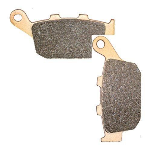 CNBK Rear Sintered Disc Brake Pads for HONDA Street 750 Integra S Scooter NC 750 DDSE 14 15 2014 2015 1 Pair(2 Pads) (Honda Nc 750 Integra)