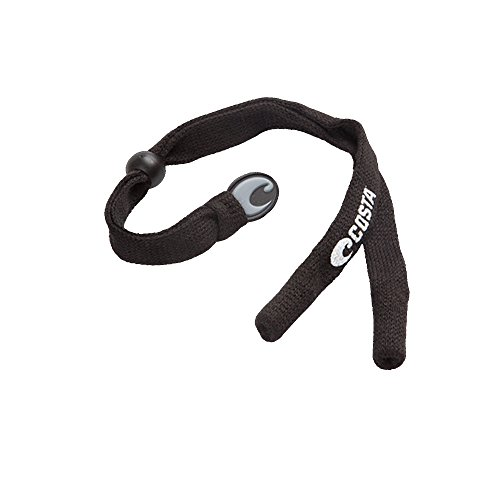 Costa Del Mar Keeper Cord, Black (Sunglasses Accessories)