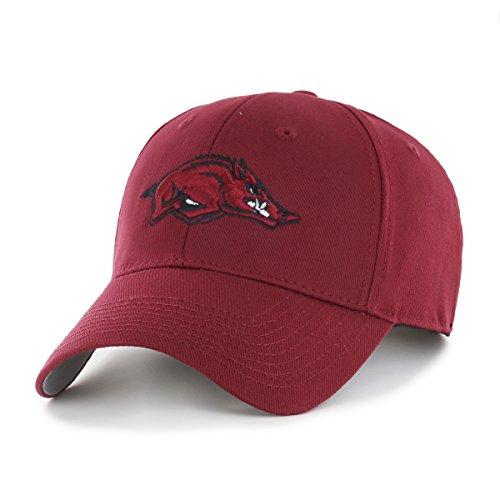 NCAA Arkansas Razorbacks NCAA OTS All-Star Adjustable Hat, Team Color, One Size