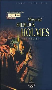 Mémorial Sherlock Holmes, volume 1 par Baudou