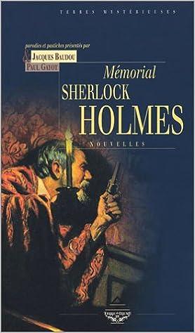 Sherlock Holmes en pastiches, romans, essais... - Page 9 41H75V1KPZL._SX276_BO1,204,203,200_