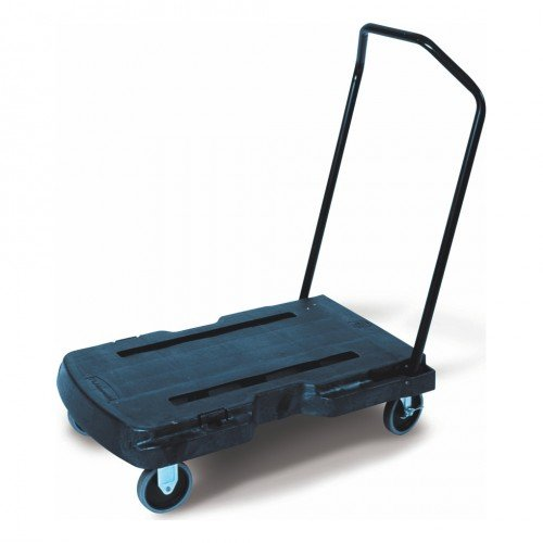 Janitorial Express CF302 Triple Trolley