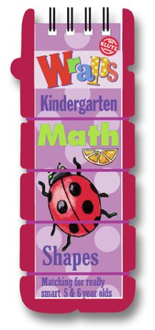 Wraps Math: Kindergarten : Shapes : Matching for Really Smart 5 & 6 Year Olds