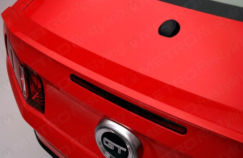 3M 1080 G13 GLOSS HOT ROD RED 3in x 5in (SAMPLE SIZE) Car Wrap Vinyl Film by 3M (Image #1)