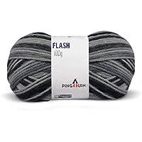 Lã Flash Pingouin 100gr