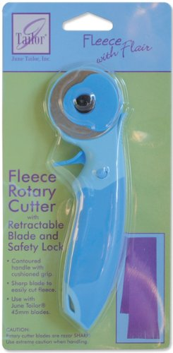 Fleece Rotary Cutter - 45mm 1 pcs sku# 981511MA by June Tailor