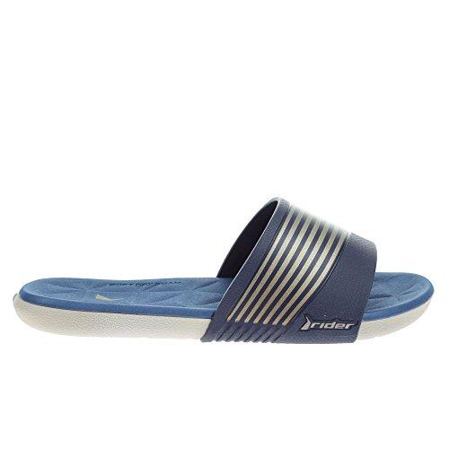 Mixte Adulte Multicolore et Chaussures Resort Plage Fem de Chanclas R82207 Rider Piscine Azul Raider 23139 1qzRn