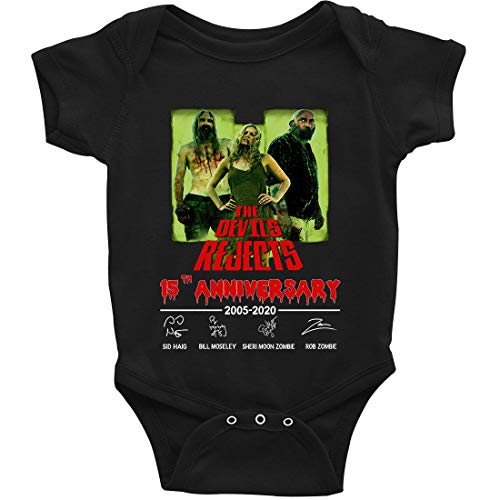 Cooler Life The Devil's Rejects Movie 15th Anniversary Signed Halloween Costumes Gifts Bodysuit Onesie ()