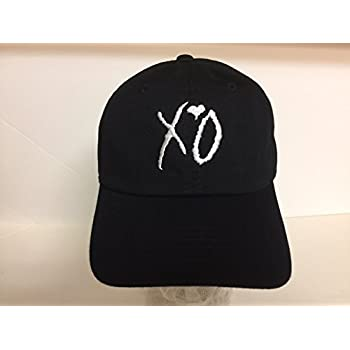 Amazon.com   Xo The Weeknd Drake Dad Hat   Everything Else de0bb3b1fe0