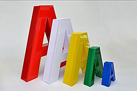 Bombilla letras, 3d de letras, bombilla Publicidad, Exterior ...
