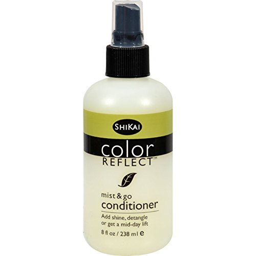 Shikai Color Reflect Mist (ShiKai Color Reflect Mist & Go Conditioner, 8-Ounces (Pack of)