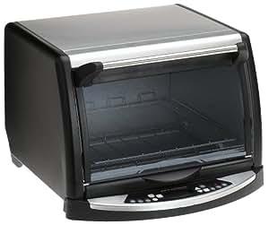 Black & Decker FC150B InfraWave Speed Cooking Countertop Oven, Black