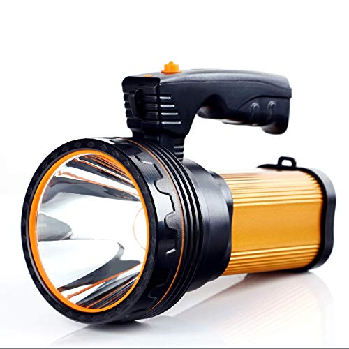 ALFLASH High Power Rechargeable LED Torch Lantern 7000 Lumens Super Bright Waterproof...