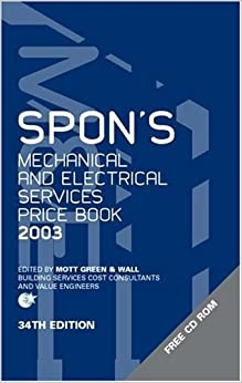 Utorrent Descargar Pc Spon's Mechanical And Electrical Services Price Book 2003 Kindle Lee Epub