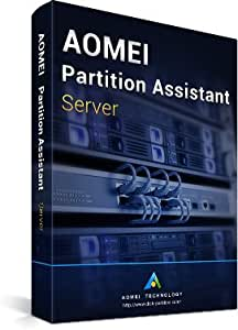 AOMEI Partition Assistant Server - Latest Edition - Digital Delivery