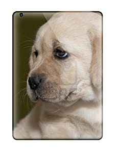 Quality ZippyDoritEduard Case Cover With Labrador Retriever Puppies Nice Appearance Compatible With Ipad Air