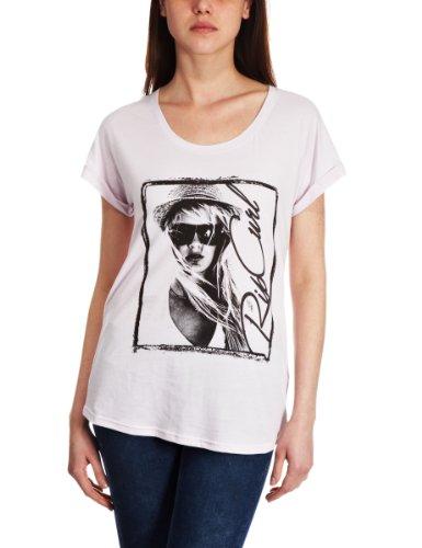 Rip Curl Rock Island T-Shirt Lavender Fog