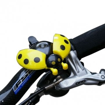 qualité Bike de Haute Mini Anneau de guidon Bell Couture vélo Mountain Coccinelle UqFF5AxZ