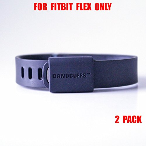 Bandcuffs Brand Security Loop for Fitbit Flex, Choose Color/Qty