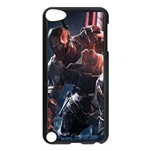 deathstroke batman arkham origins game iPod Touch 5 Case Black custom made pgy007-9998554