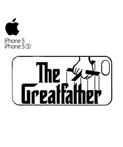 Lmf DIY phone caseThe Great Father Mobile Cell Phone Case Cover iPhone 5&5s WhiteLmf DIY phone case