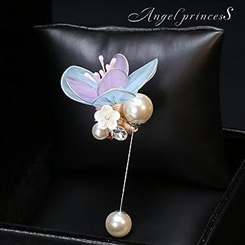 eb777a251cf91 Amazon.com : ss accessories handmade brooch female coatet igan ...