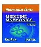 Medicine Mnemonics 9788171796861