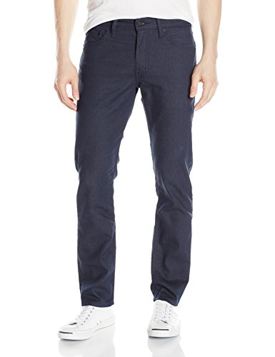 Levi's Men's 511 Slim Fit Jean's, Black Indigo 3D, 32W x 29L (Best Jeans For Hips)